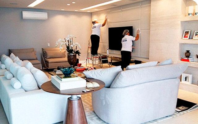 Limpeza residencial   Home Clean
