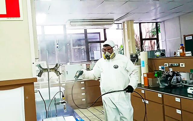Sanitização 2 - Condoclean | Home Clean